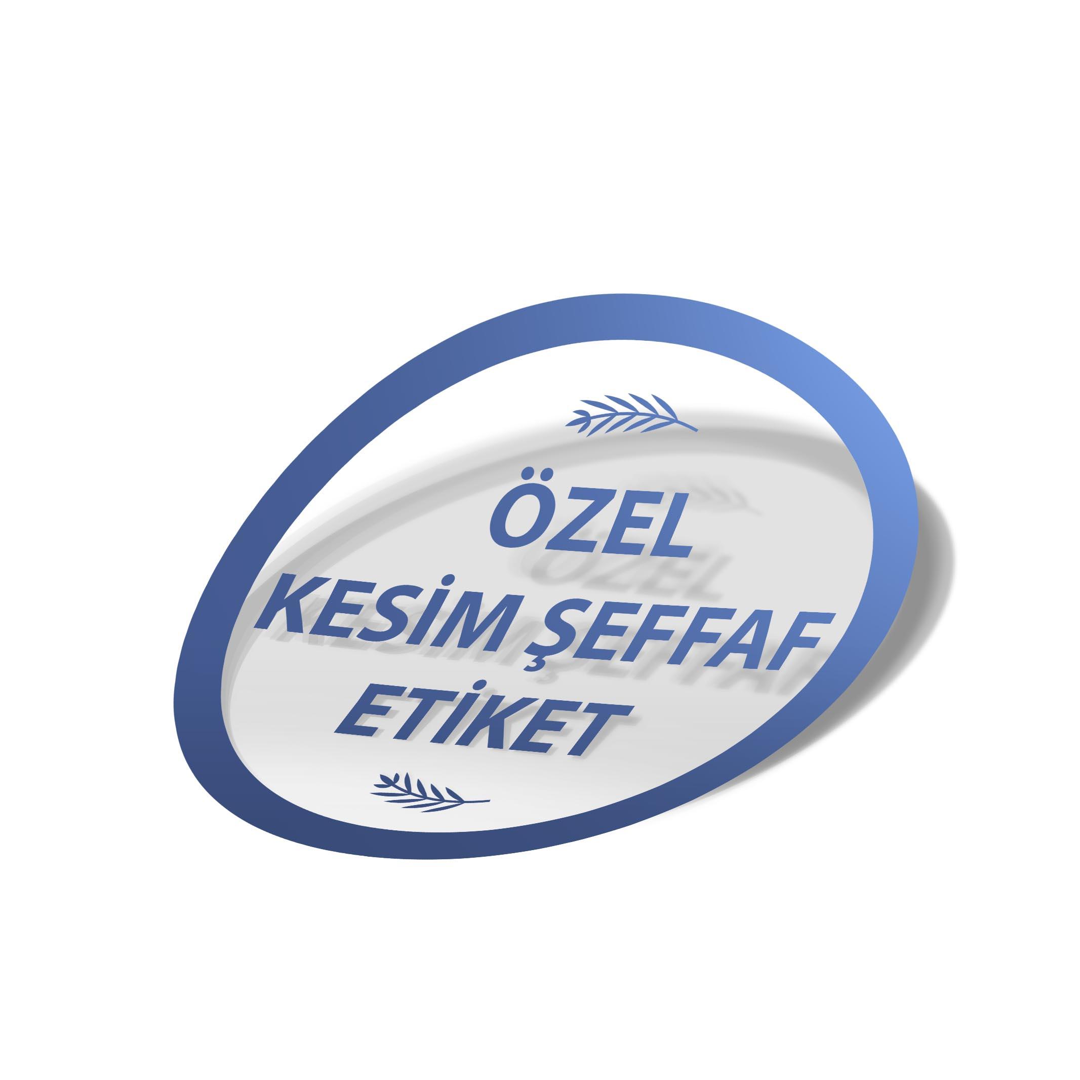 Şeffaf Etiket